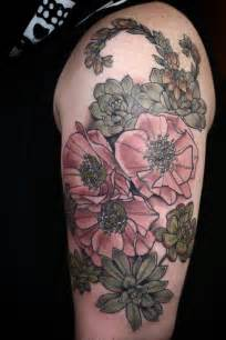 cactus flower tattoo cactus flowers and succulents by kirsten holliday at