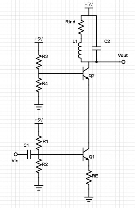 high voltage transistor cascode transistors gain equation of cascode common emitter lifier with an lc tank electrical