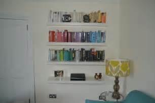 custom wall shelving interior wall shelves for home books with white