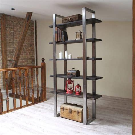 Idee Wohnzimmer 4428 by Industrial Style Freestanding Shelving Unit Freistehende