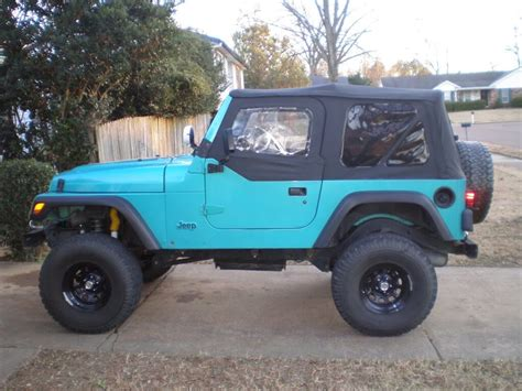 turquoise jeep cj turquoise jeep wrangler wanderlust