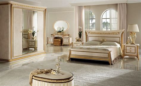 camere da letto di lusso da letto classica di lusso per ville e hotel