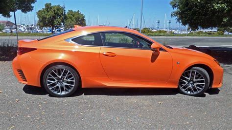 Lexus Is 350 Coupe by 2016 Lexus Rc 350 F Sport Coupe Test Drive Nikjmiles