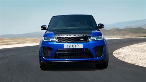 2019 Land Rover Svr by 2019 Range Rover Sport Svr Land Rover Usa