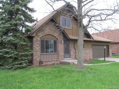 43716 yorktown st canton michigan 48188 reo home details