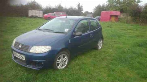 Fiat Punto Sport 1 2 Fiat Punto Active Sport 1 2 Car For Sale