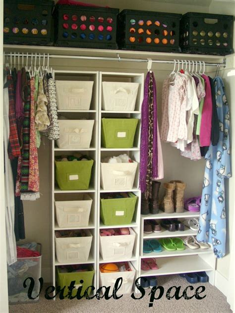 bedroom closet organization organized kids rooms organize and decorate everything