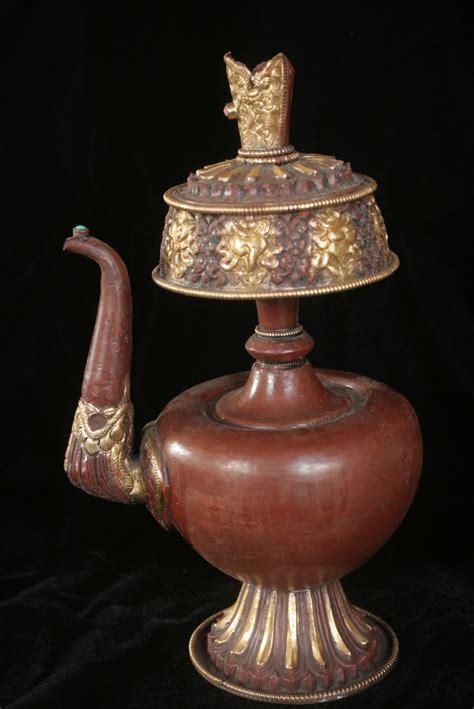 Buddhist Vase by Buddhist Initiation Vase Bomba