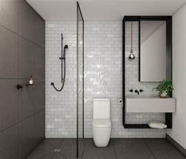 Black And White Tile Bathroom - best 25 small bathroom tiles ideas on pinterest bathrooms bathroom ideas and tiled bathrooms