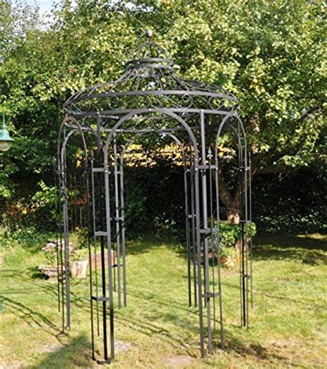 stabiler gartenpavillon 1000 ideen zu gartenpavillon metall auf