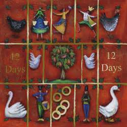 12 days of decorations the twelve days of part two