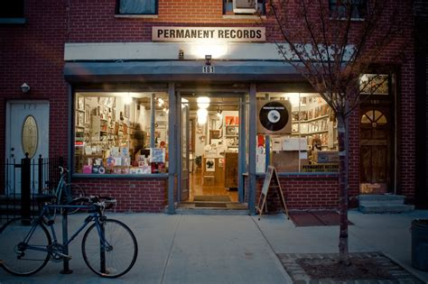 Records Ny Permanent Records New York Recordstoresworldwide