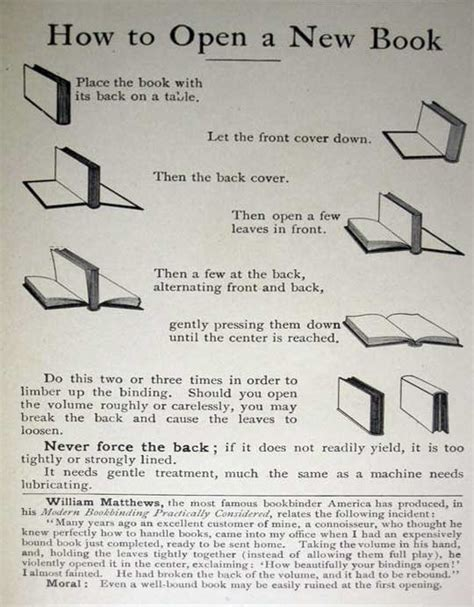 stay open follow your books how to open a new book boing boing