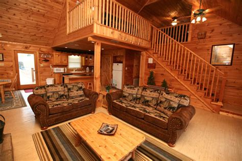log cabin living room furniture kori s mountain view cottage 3 bedroom cabin with awesome view and movie theater