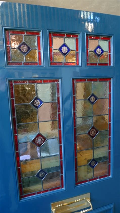 The Stained Glass Doors Company A Style Stained Glass Front Door Stained Glass Doors Company