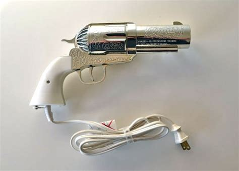Hair Dryer Revolver the magnum gun hair dryer