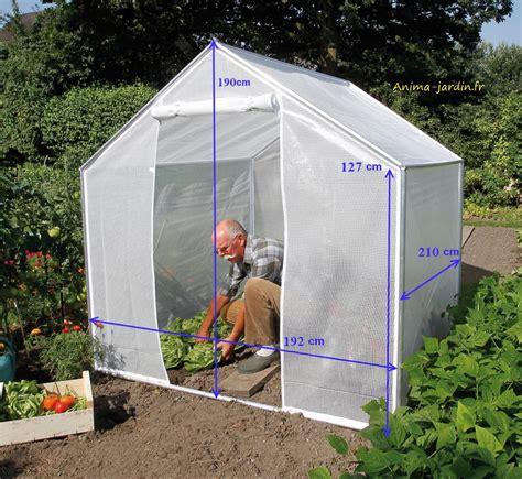 serre souple de jardin serre de jardin 4m 178 pour cultiver ses l 233 gumes pas cher achat