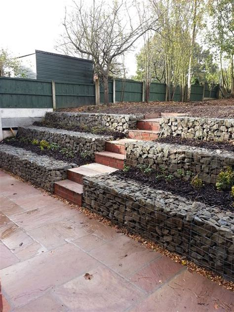 inexpensive retaining wall materials