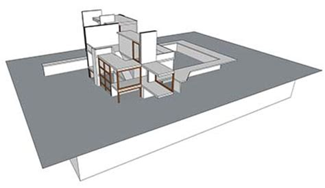 sketchup import and model an autocad floor plan youtube sketchup section cut or floor plan to autocad dylan