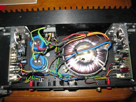 quad   power amp  sold