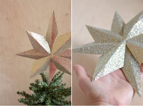 diy paper tree topper hello lidy