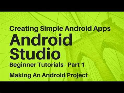 android studio 1 0 tutorial for beginners pdf android beginner tutorial 1 installing android studio