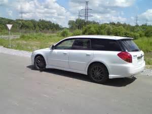 Subaru Legacy 2004 2004 Subaru Legacy Grand Wagon For Sale 2000cc Gasoline