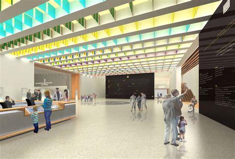 museum spotlight lobby  campaign   national