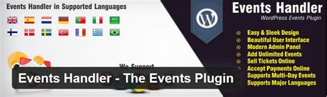 amazing wordpress event management plugins