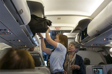 does united charge for luggage united airlines to charge for hand luggage says new york