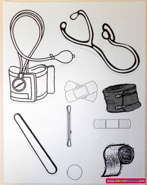 doctor bag template crafts and worksheets for preschool