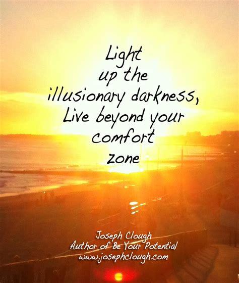 comfort zone c live beyond your comfort zone jc joseph clough