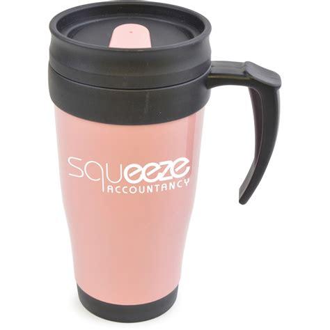 Mug Polos branded polo plus thermal mug from fluid branding