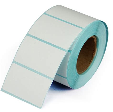printing sticker paper roll barcode sticker paper