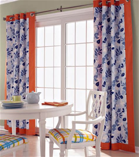blue orange curtains window treatments on pinterest 97 pins