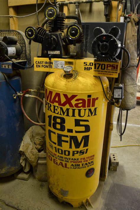 max air c5160v1 5hp compressor ebay
