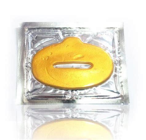 Masker Gold Collagen gold collagen lip mask