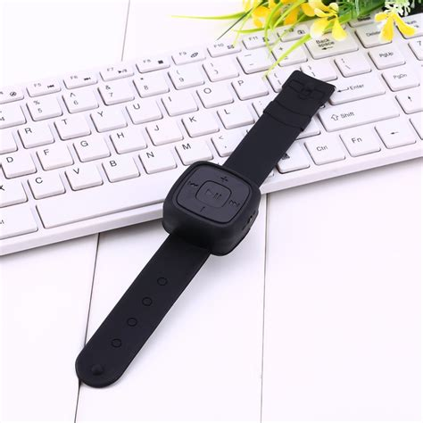 Mini Watches Mp3 Player With Micro Tf Card Slot mini watches mp3 player with micro tf card slot black jakartanotebook