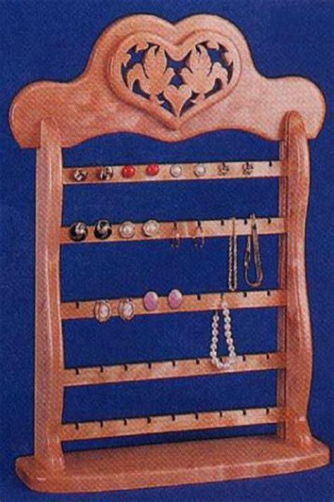 ear ring organizer pattern scrollsawcom
