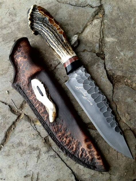 antler handled cutlery 25 best ideas about knife sheath on browning