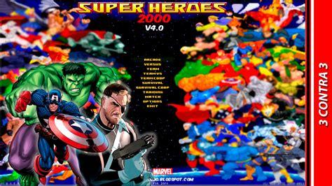 heroes of fury heroes 2000 v4 41 capit 195 o am 201 rica nick fury
