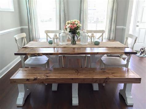 ana white farmhouse bench ana white farmhouse table bench diy projects
