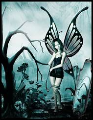 Best 25 Ideas About Gothic Fairy Drawings