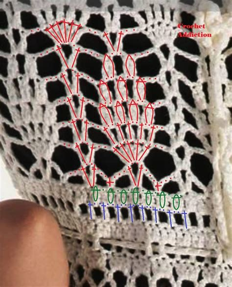 crochet cover up pattern free crochet cover up free crochet patterns