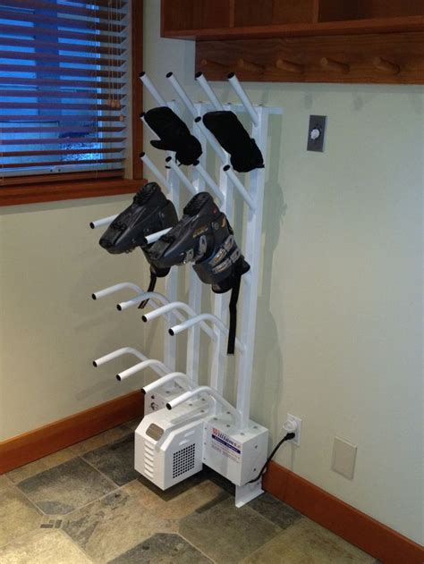 Hockey Equipment Storage Rack by Just About Anything With A Williams Direct Dryer From