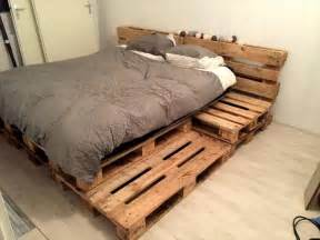 Diy Platform Bed From Pallets 25 Renowned Pallet Projects Ideas Pallet Furniture
