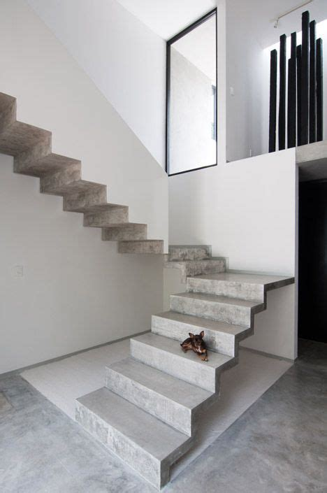 Cement Stairs Design 25 Best Ideas About Concrete Stairs On Modern Stairs Design Steel Stairs Design
