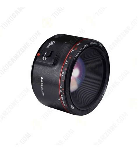 Yongnuo Lens 50mm F1 8 For Canon yongnuo 50mm f 1 8 lens ii for canon