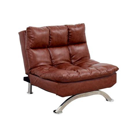wayfair wayfair love brown leather tufted reclining chair chairs