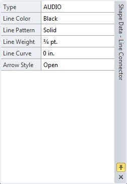 line pattern in visio wire shapes d tools